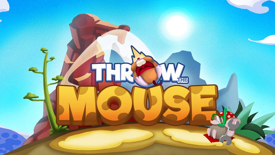 Thow The Mouse Slider